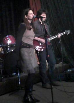 Alnilam's first live performance March 2nd, 2013, at The Talking Stick Cafe, Venice, CA.