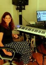 Elena Pinto. Oct 2013, Arimaka Studio, Los Feliz, CA