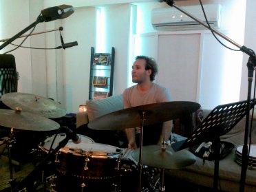Jorge Balbi Castellano Arimaka Studio, Oct 2013