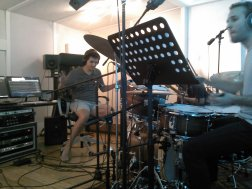 Manuel Jimenez, Jorge Balbi Arimaka Studio, Oct 2013