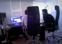 Manuel Jimenez, Serhat Arslan, Arimaka Studio, Los Feliz, CA. March 2014 Alnilam