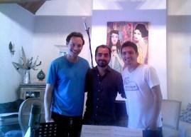 Eric Boulanger, Sandro Morales Santoro, Manuel Jimenez, Arimaka Studio April 21, 2014