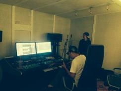 Manuel Jimenez, Elena Pinto, Arimaka Studio, May 2014, Los Feliz, CA