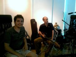 Manuel Jimenez, Ian Walker Arimaka Studio, Oct 2013