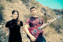 Elena Pinto and Serhat Arslan
