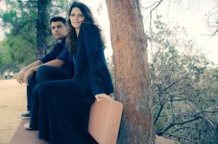 Serhat Arslan and Elena Pinto