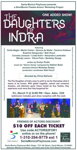 Indra - One Added Show - Because You Asked